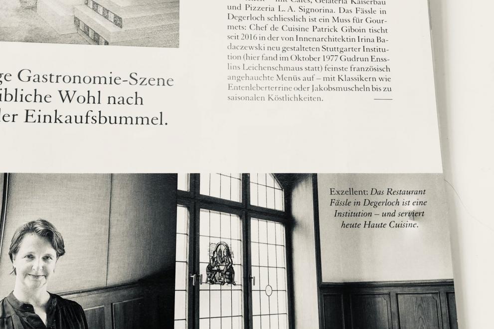 Magazin Atrium 2019