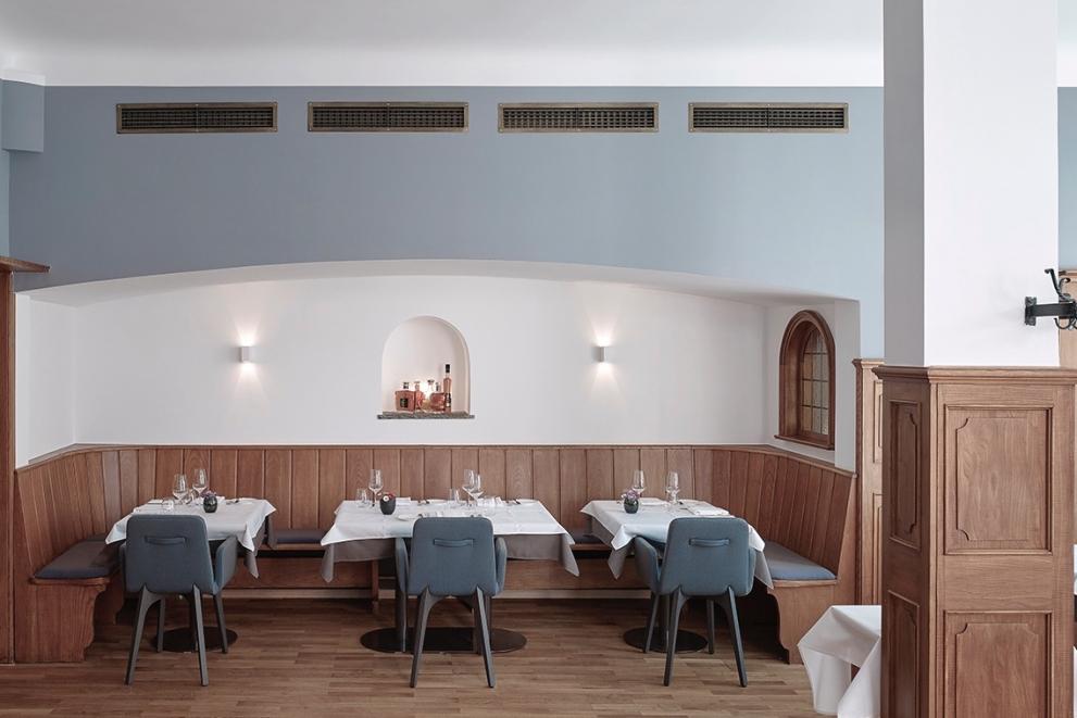 Restaurant Fässle 'Le Restaurant' in Degerloch